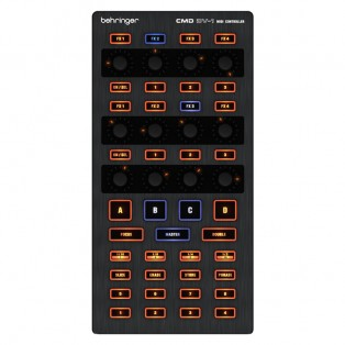 قیمت خرید فروش دی جی کنترلر بهرینگر Behringer CMD DV-1