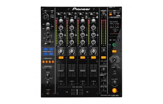 قیمت خرید فروش دی جی میکسر Pioneer DJM-850 BK