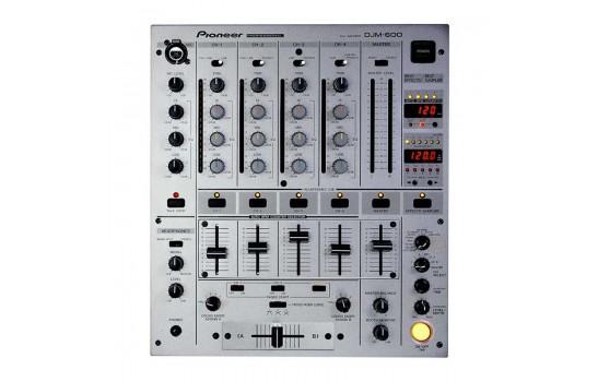 قیمت خرید فروش دی جی میکسر Pioneer DJM-600 WH