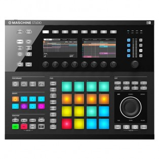 قیمت خرید فروش لانچ پد نیتیو اینسترومنتس Native Instruments Maschine Studio