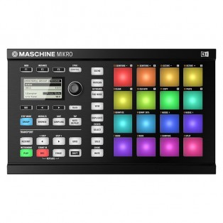 قیمت خرید فروش لانچ پد نیتیو اینسترومنتس Native Maschine Micro MK2