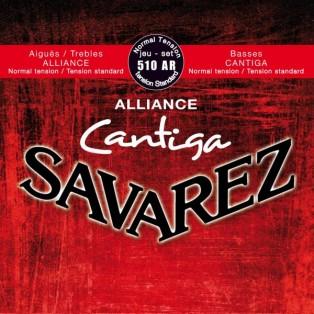 قیمت خرید فروش سیم گیتار ساوارز Savarez 510AR
