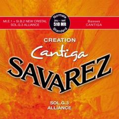 قیمت خرید فروش سیم گیتار ساوارز Savarez 510MR