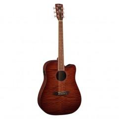 قیمت خرید فروش گیتار آکوستیک کورت Cort AD890MBCF NAT w/bag