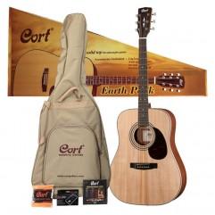 قیمت خرید فروش گیتار آکوستیک کورت Cort Earth-Pack
