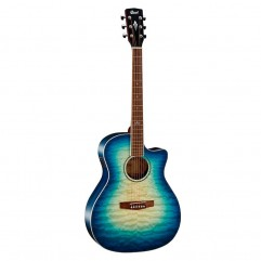 قیمت خرید فروش گیتار آکوستیک کورت Cort GA-QF CBB w/bag