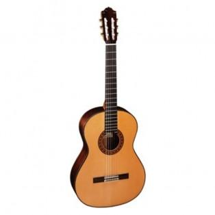 قیمت خرید فروش گیتار کلاسیک آلمانزا Almansa 436 Cedar