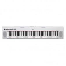 خرید پیانو دیجیتال Yamaha Piaggero NP-32 76-key-White