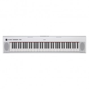 قیمت خرید فروش پیانو دیجیتال یاماها Yamaha Piaggero NP-32 76-key-White