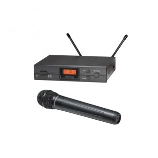 قیمت خرید فروش میکروفون بیسیم آودیو تکنیکا Audio-Technica ATW-2120b