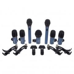 قیمت خرید فروش پکیج میکروفون درامز آودیو تکنیکا Audio-Technica MBDK7