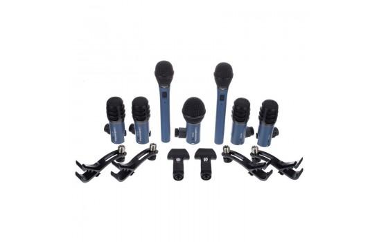 قیمت خرید فروش پکیج میکروفون درامز Audio-Technica MBDK7