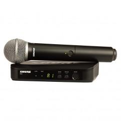 قیمت خرید فروش میکروفون بیسیم شور Shure BLX24/PG58