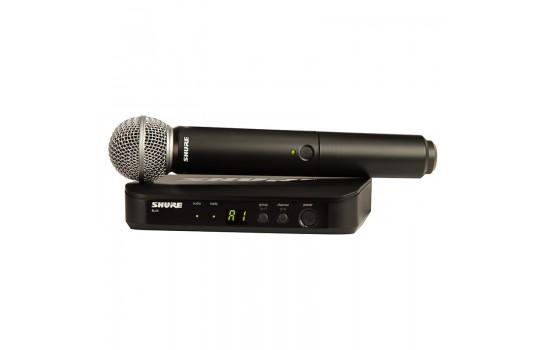 قیمت خرید فروش میکروفون بیسیم Shure BLX24/SM58