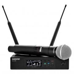 قیمت خرید فروش میکروفون بیسیم شور Shure QLXD24/SM58