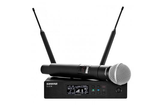 قیمت خرید فروش میکروفون بیسیم Shure QLXD24/SM58