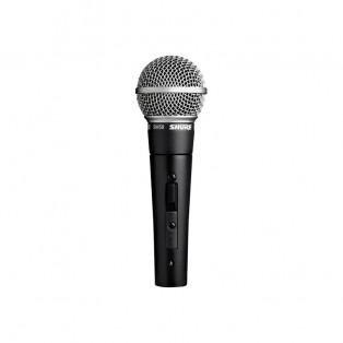 قیمت خرید فروش میکروفون داینامیک Shure SM58SE