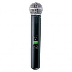قیمت خرید فروش میکروفون بیسیم شور Shure SLX2/SM58 - J3 Band, 572 - 596 MHz