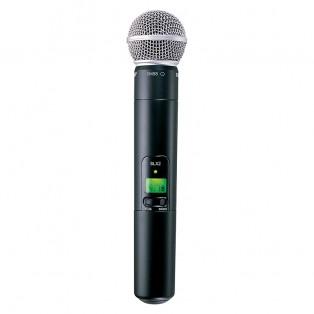 قیمت خرید فروش میکروفون بیسیم Shure SLX2/SM58 - L4 Band, 638 - 662 MHz