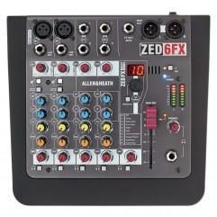 قیمت خرید فروش میکسر الن اند هیت Allen & Heath ZED-6FX
