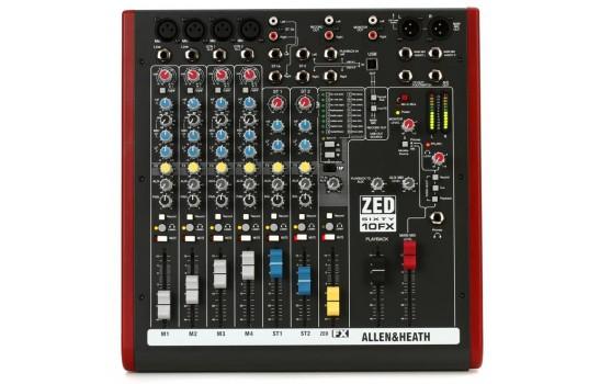 قیمت خرید فروش میکسر Allen & Heath ZED60-10FX