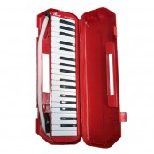 Bee Melodica Instruments 37 Keys Red