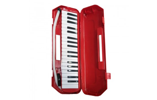 قیمت خرید فروش ملودیکا Bee Melodica Instruments 37 Keys Red