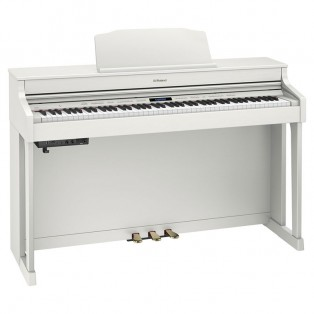 قیمت خرید فروش پیانو دیجیتال رولند Roland HP603 WHL