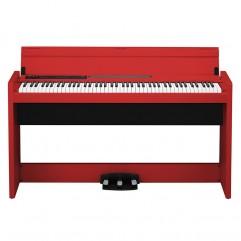 قیمت خرید فروش پیانو دیجیتال کرگ Korg LP-380 RD