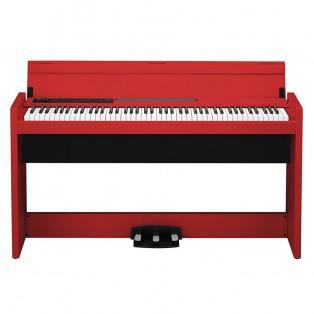 قیمت خرید فروش پیانو دیجیتال Korg LP-380 RD