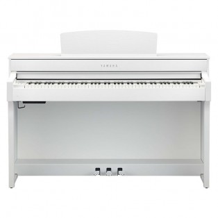 قیمت خرید فروش پیانو دیجیتال Yamaha CLP-645 WH