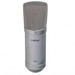 قیمت خرید فروش میکروفون کاندنسر آلکترن Alctron MC001 Silver