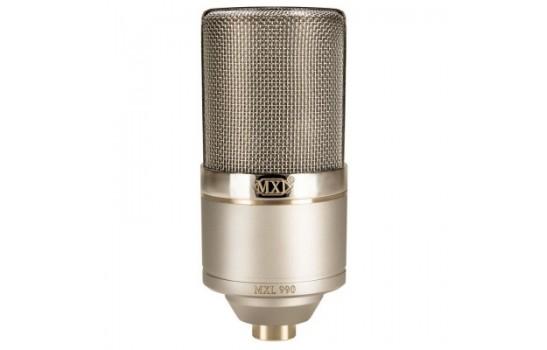 قیمت خرید فروش میکروفون کاندنسر MXL 990 HE