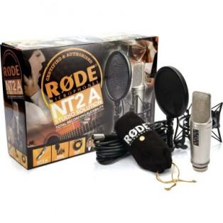 قیمت خرید فروش میکروفون استودیویی رود Rode NT2-A Package