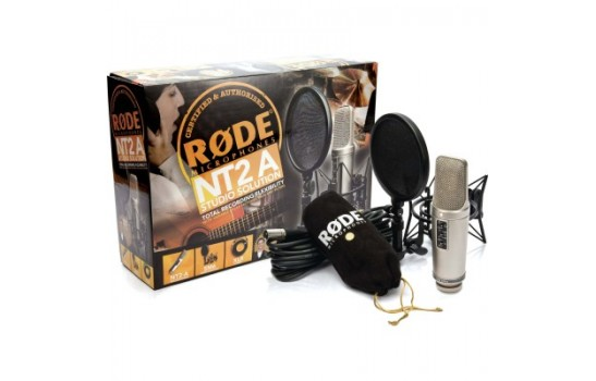 قیمت خرید فروش میکروفون استودیویی Rode NT2-A Package