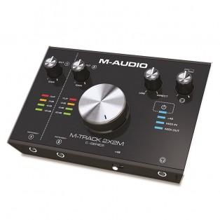 قیمت خرید فروش کارت صدا M-Audio M-Track 2X2M