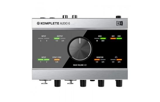 قیمت خرید فروش کارت صدا Native Instruments Komplete Audio 6