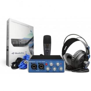 قیمت خرید فروش پکیج استودیویی پری سونس Presonus AudioBox USB 96 Studio