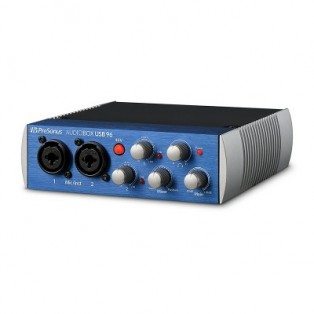 قیمت خرید فروش کارت صدا پری سونس Presonus AudioBox USB 96