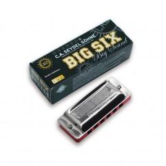 قیمت خرید فروش ساز دهنی سیدل Seydel Big Six Color Key A Lava